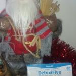 DetoxiFive Ви желае Весели празници!