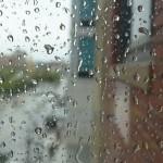 Дишайте дълбоко по време на дъжд