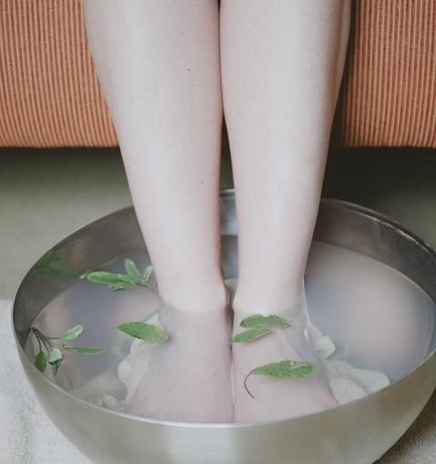 Вълшебна баня за краката