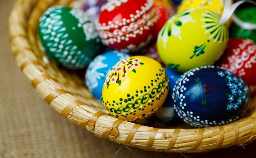 Чисти и светли Великденски празници!
